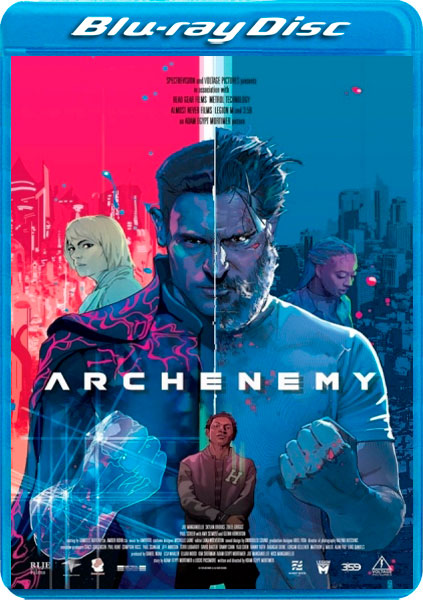 ARCHENEMY [BLURAY 1080P][DTS-HD 5.1-AC3 5.1 CASTELLANO AC3 5.1-INGLES+SUBS][ES-EN] torrent